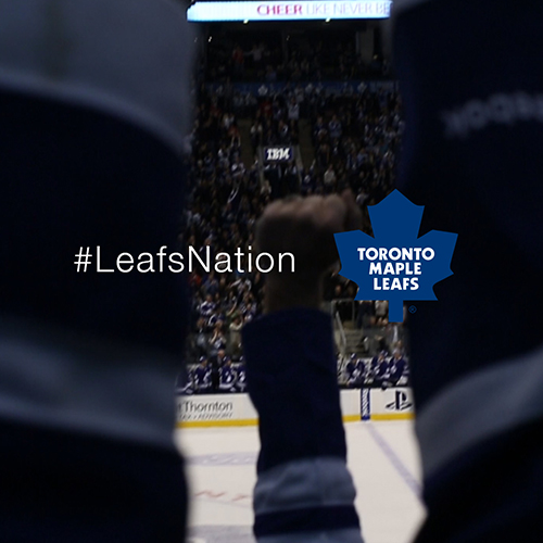 Leafs We are a Nation